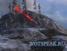 Мод на индикатор урона от dikey93 для World of tanks 0.9.20 WOT (2 варианта)