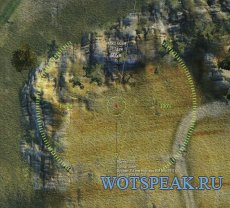 Снайперский, аркадный и арт прицел Overcross для World of tanks 1.3.0.1 WOT