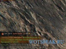 Отправка сообщений в чат после попадания арты для World of tanks 1.2.0.1 WOT
