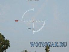 Белый снайперский и аркадный прицел для World of tanks 1.0.2.4 WOT