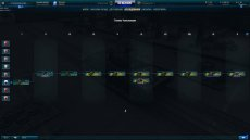 Стильный синий интерфейс игры для World of Tanks 1.0.1.1 WOT