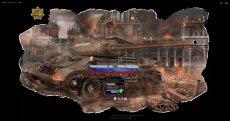 Красивый интерфейс в ангаре и бою от KutuzoFFF_22rus для World of tanks 0.9.20