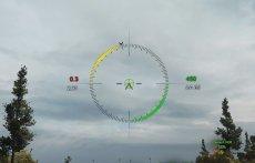 Аркадный и снайперский вариант прицела Kodos для World of tanks 1.10.1.4 WOT
