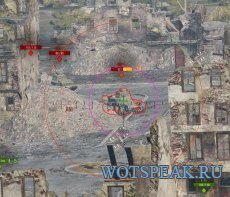 Помогатор - автовозврат: оборудования, экипажа; мультиклиент, карусель, ручник ПТ-САУ и др. для World of tanks 1.1.0.1 WOT