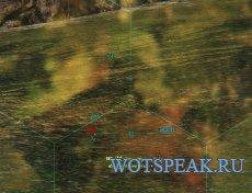 Минималистичный прозрачный прицел Cyborg для World of tanks 1.6.1.4 WOT