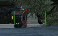 Прицел Мьельнир Молот Тора - KT Crosshair Mjolnir для World of tanks 1.0.2.4 WOT