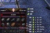 Панель повреждений Warhammer для World of tanks 1.1.0.1 WOT