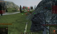 Новый прицел Ruler для World of tanks 1.11.0.0 WOT
