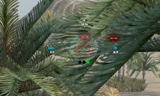 """Минималистические прицелы """"Assassin""""  для World of tanks 1.0.2.4 WOT (2 варианта)"""