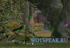 Снайперский и аркадный прицел Хищник для World of tanks 1.11.0.0 WOT