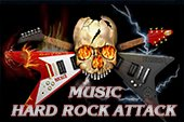 Музыкальный мод Hard Rock Attack для World of tanks 1.6.1.3 WOT