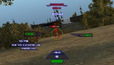 Прицел Терминатор (Terminator) для World of tanks 1.6.1.4 WOT