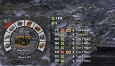 Панель повреждений Turtle для World of tanks 0.9.22.0.1 WOT