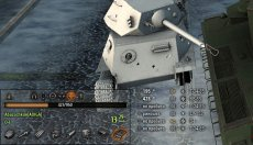 "Новая дамаг панель ""Sky"" для World of tanks 1.2.0.1 WOT (2 версии)"