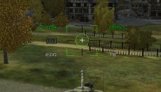 Прицел Квадрат (Square)  для World of tanks 1.6.1.4 WOT (Rus + Eng версии)