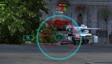 Прицел Techno для World of tanks 1.6.0.8 WOT