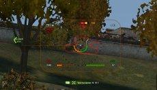 Прицел Eagle для World of tanks 1.5.1.1 WOT