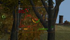 Прицел Eagle для World of tanks 1.2.0.1 WOT