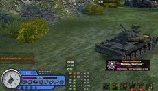 Панель повреждений Legacy для World of tanks 1.2.0.1 WOT