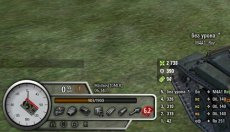 Панель повреждений Legacy для World of tanks 1.9.1.2 WOT