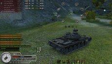 Панель повреждений Legacy для World of tanks 1.5.0.3 WOT