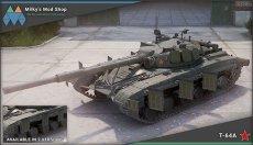 Сборка моделей и шкурок Miruku's Remodpack для World of Tanks 1.0.1.1 WOT