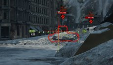 Прицел Sniper для World of Tanks 1.1.0.1 WOT