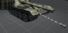 Мод Боевые раны (Battle Hits) - показ полученных и нанесенных попаданий в бою для World of tanks 1.1.0.1 WOT