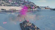 Мод отображения выстрелов голдовыми снарядами для World of Tanks 1.6.1.1 WOT
