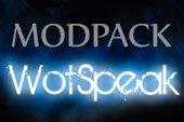 Сборка модов Wotspeak - модпак Вотспик для World of tanks 1.6.1.4 WOT