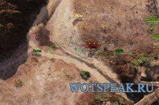Снайперский и аркадный прицел от Вспышки для World of Tanks 1.9.1.1 WOT
