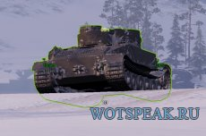Снайперский и аркадный прицел от Вспышки для World of Tanks 1.7.0.2 WOT