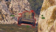 Минималистичный прицел Dellux для World of tanks 1.6.1.4 WOT