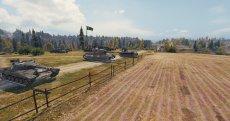 Уязвимые места танков - шкурки пробития с настройкой в ангаре для WOT 1.9.0.3 World of Tanks