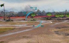 Адаптированный прицел Kellerman для World of tanks 1.6.0.2 WOT