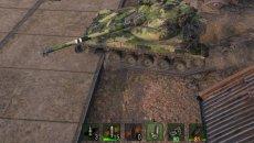 Информер снарядов, расходников и оборудования в бою для World of Tanks 1.2.0 WOT (разные варианты)