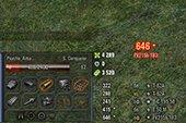 Панель повреждений Speed для World of tanks 1.4.1.0 WOT