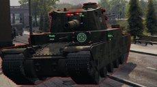 Меткий черный прицел для World of tanks 1.14.1.0 WOT (RUS+ENG версии)