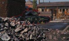 "Прицел ""Combo"" для World of Tanks 1.6.0.2 WOT."