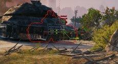 Прицел Спайдер для World of Tanks 1.9.1.1 WOT