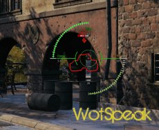 Прицел MORIARTY для World of tanks 1.12.1.0 WOT