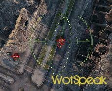 Прицел MORIARTY для World of tanks 1.9.0.3 WOT