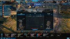 Аниме интерфейс GIRLS und PANZER для World of tanks 1.11.1.3 WOT