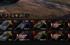Цветные полоски в карусели танков для World of tanks 1.4.0.1 WOT
