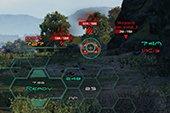 Прицел и боевой интерфейс CRYSIS для World of tanks 1.6.1.4 WOT
