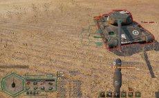 Прицел и боевой интерфейс CRYSIS для World of tanks 1.11.0.0 WOT