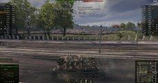 Адъютант- статус прогресса выполнения ЛБЗ (личных боевых задач) в бою для World of tanks 1.14.1.0 WOT