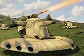 Новые звуки выстрелов и музыка Star Wars для World of Tanks 1.6.1.4 WOT