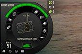 Панель повреждения AW для World of tanks 1.6.0.2 WOT