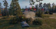 Мод BVM отлетающий урон без XVM для World of Tanks 1.7.0.2 WOT